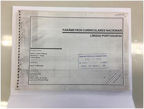 Entrememórias – Parâmetros Curriculares Nacionais Lingua Portuguesa (1)