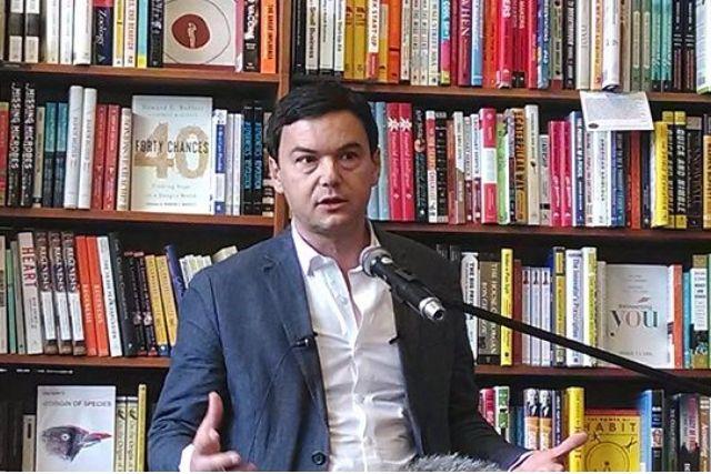 Um Autor Necessário:  Como Os Estudos De Thomas Piketty Ajudam A Pensar A Educação?