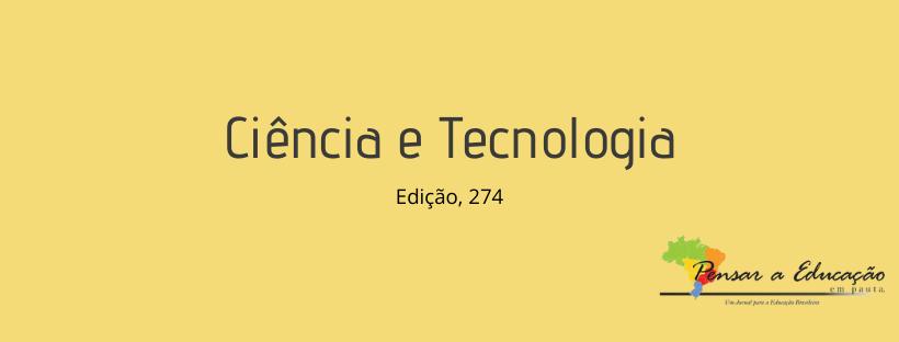 Ciência E Tecnologia, Edição 274