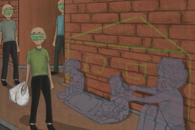 Invisibilidade Em Tempos De Pandemia – Priscila Paula