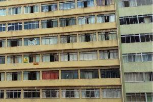 Janelas de apartamentos – Eugênio Magno