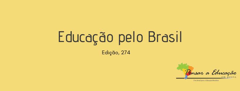 Educação Pelo Brasil, Edição 274