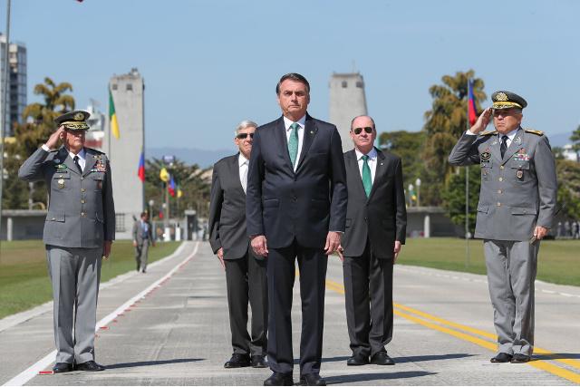 Bolsonaro E Militares – Marcos Corrêa PR