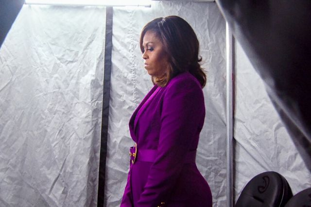 Becoming: A Vida De Michelle Obama Por Ela Mesma