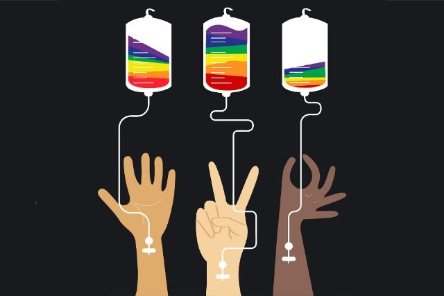Sangue LGBTQIA+, Estigma E Pandemia: A ética Da Vida Precária