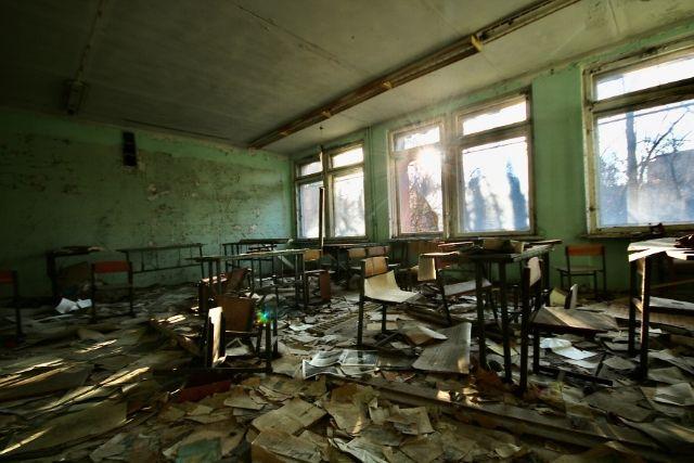 Sala De Aula Destruida – Jorge Fernández Salas   Unsplash