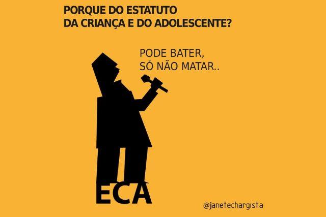 ECA – Janete Chargista