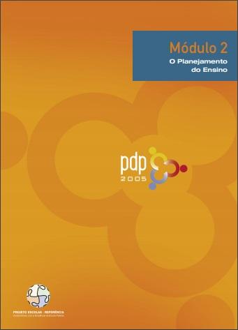 Capa De Livro  Módulo II O Planejamento Do Ensino  2005