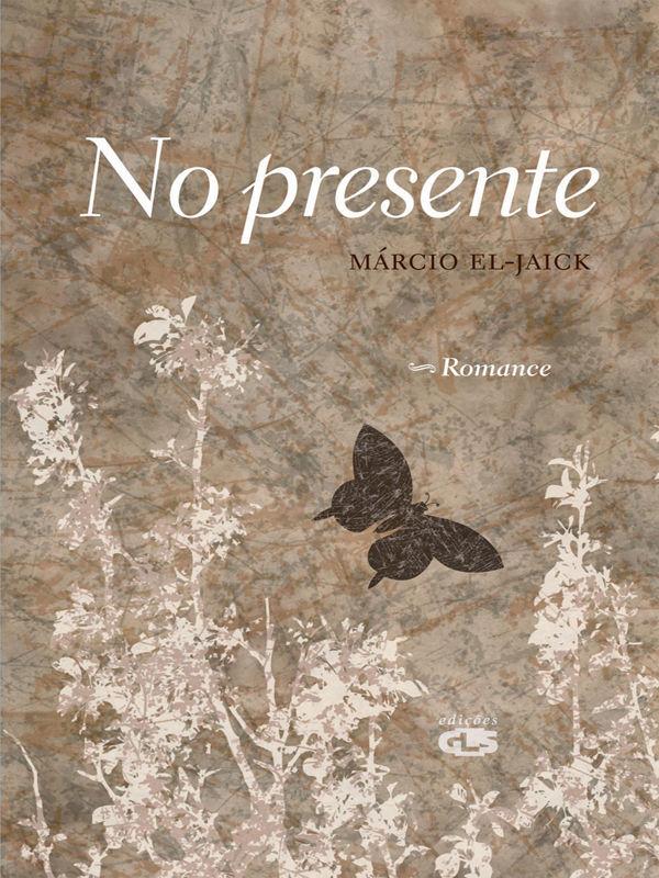 Capa De Livro  No Presente Márcio El Jaick (2)
