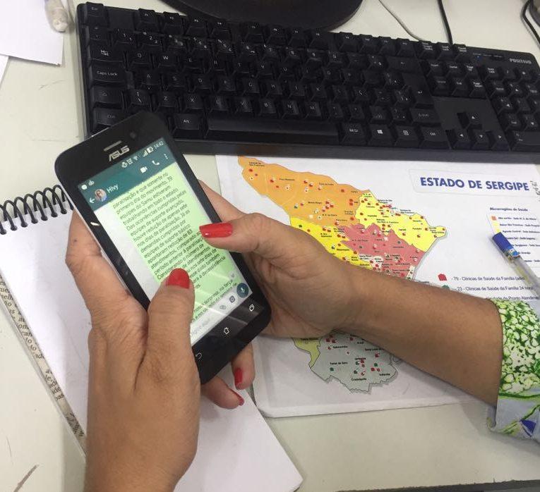 Avaliação Das Tecnologias Na Docência Sergipana