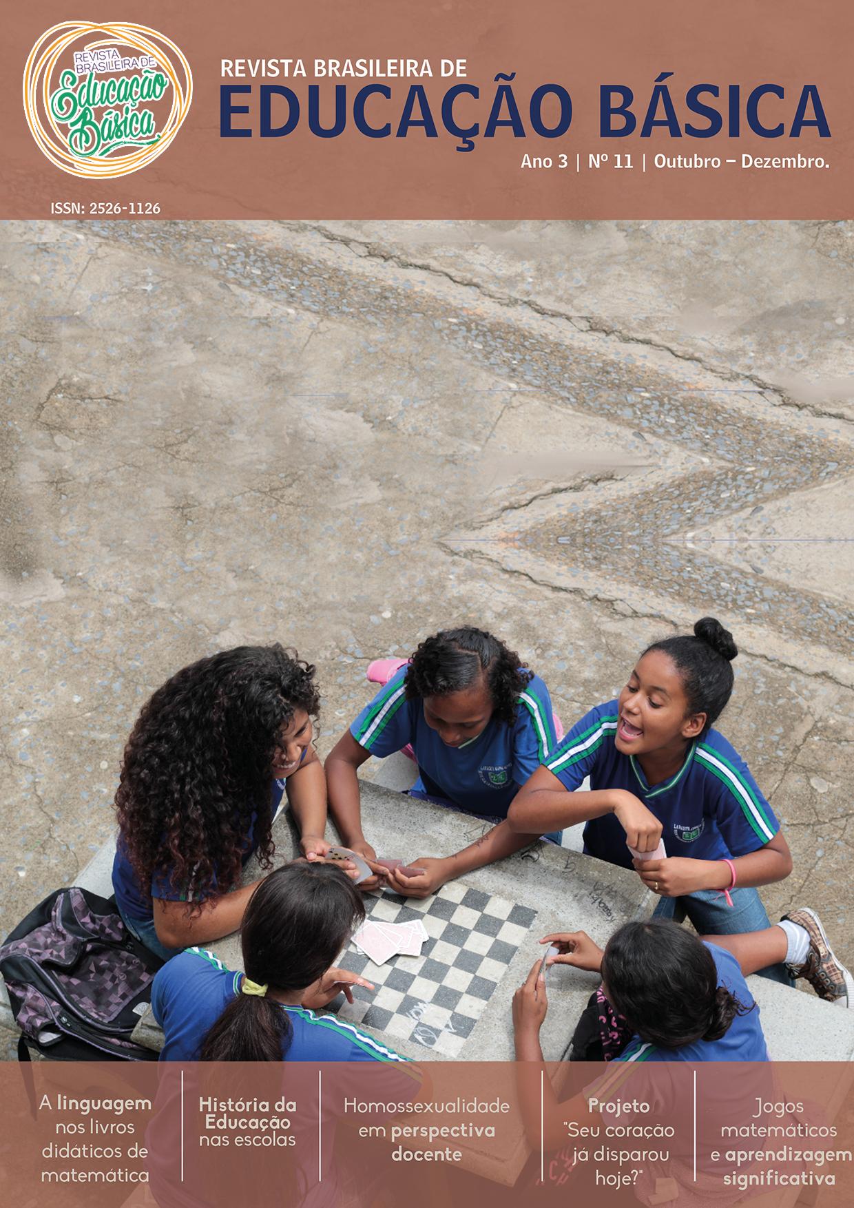 Mais Uma Edição Da Revista Brasileira De Educação Básica