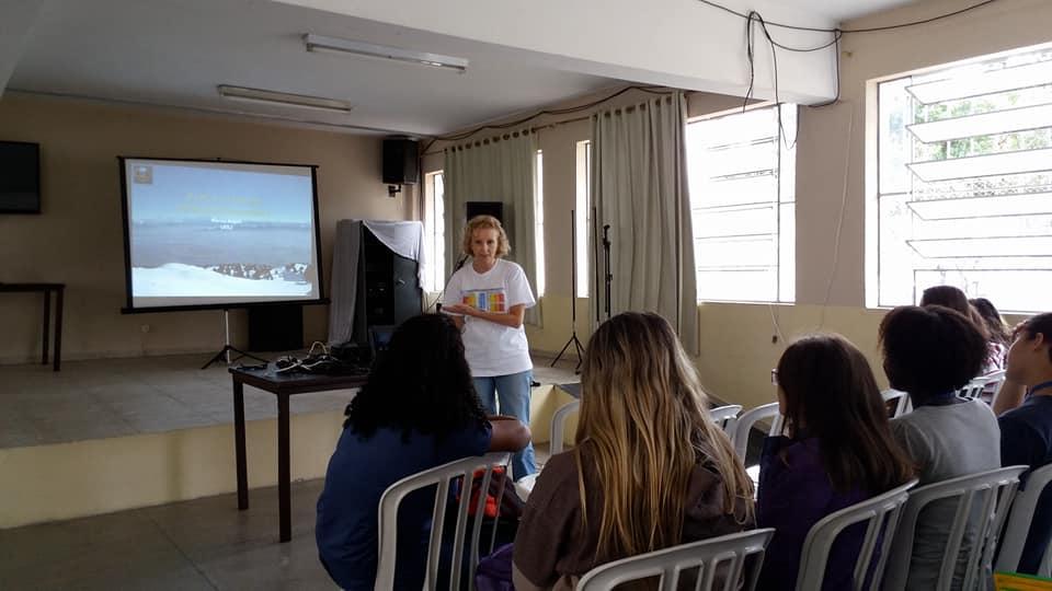 IPPOG-Masterclasses Em Escola Pública Estadual Do Rio De Janeiro: A Percepção Dos Alunos Participantes