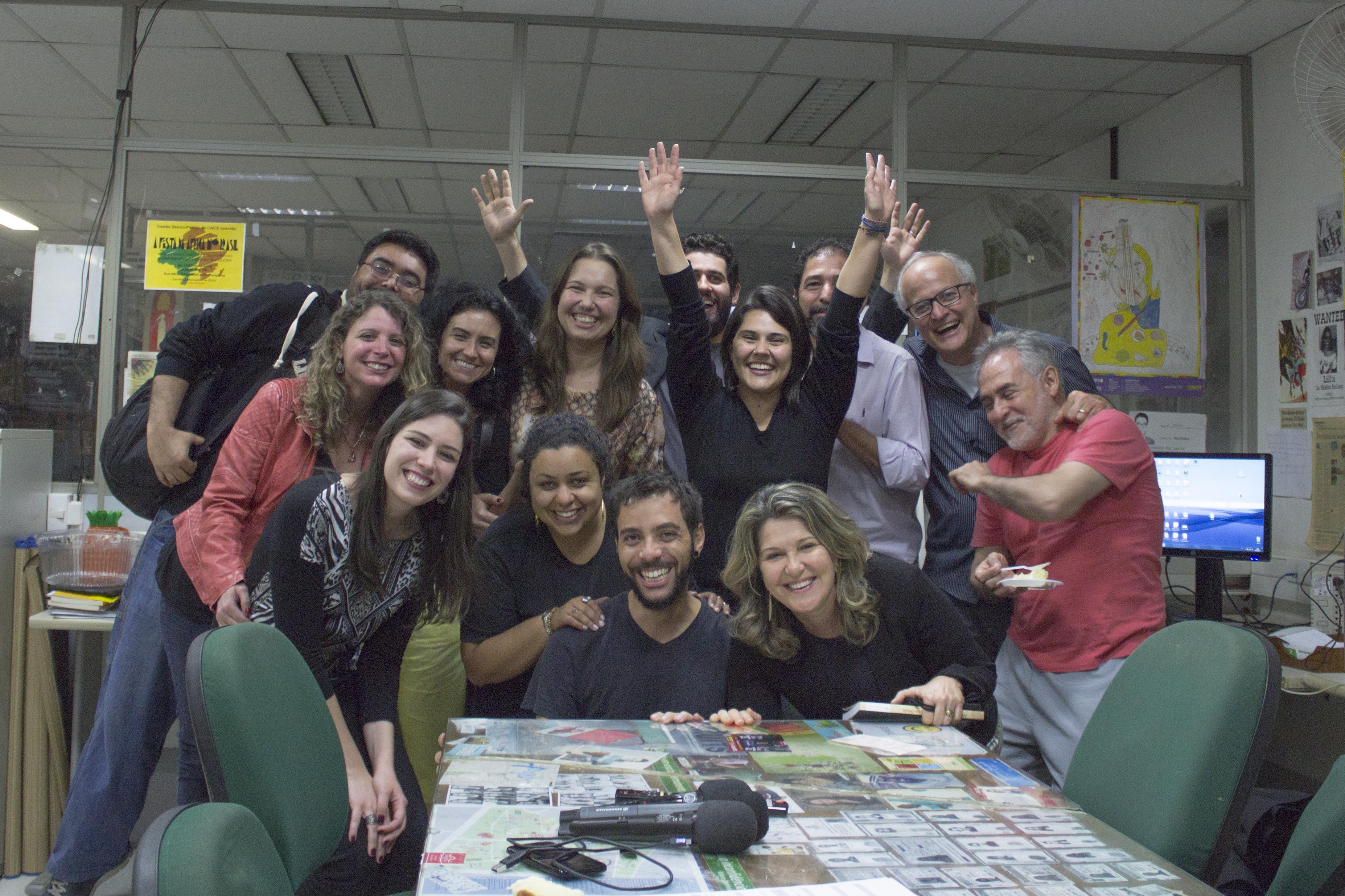 Programa Especial: 10 Anos Do Programa De Rádio Do Pensar