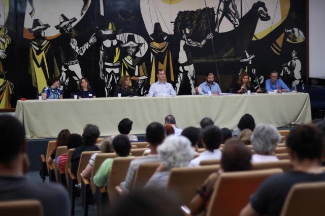 Debate Com As Chapas Candidatas à Reitoria Da UFMG 28 09 2017