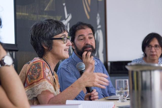 Maria Cristina Gouveia (UFMG) Na Conferência Os Espaços Para As Crianças Na Cidade – 30 11 2017