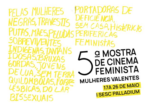 PEPB 20 05 2019 – Cinema Falado – 5 Mostra Feminista
