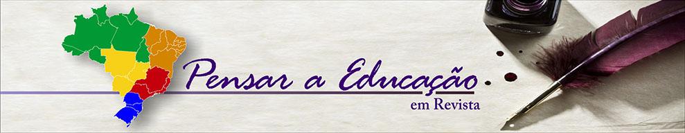 Você Conhece O Pensar A Educação Em Revista?