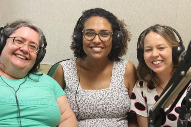 PEPB 21 10 2019 – Entrevista – Mônica Rodriguez, Joana D'Arc Oliveira E Carla Fonseca
