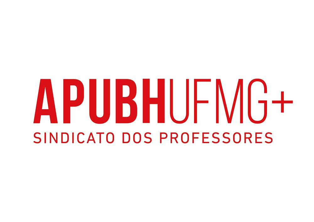 Logo Apubh Vermelha