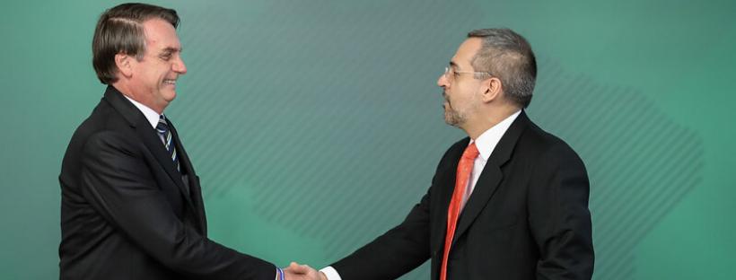 Bolsonaro E Weintraub – Carolina Antunes (1)