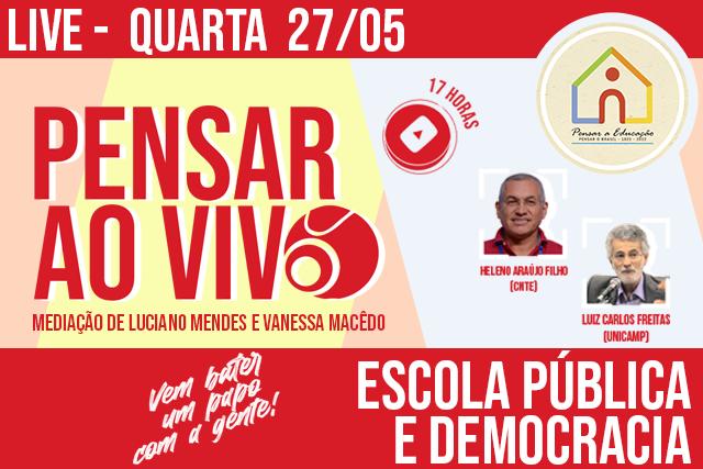 Escola Pública E Democracia