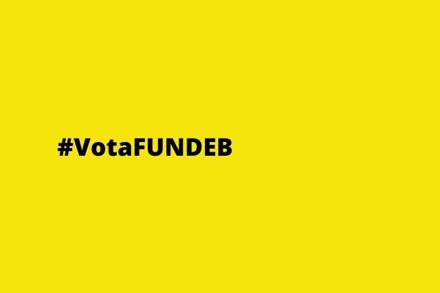 #VotaFundeb Já!